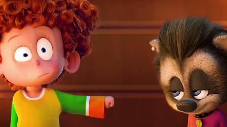 《精灵旅社 》48:两个毛孩子能有什么坏心思