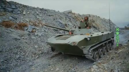 真实战役改编:地毯式炮火覆盖太可怕,都用真实武器