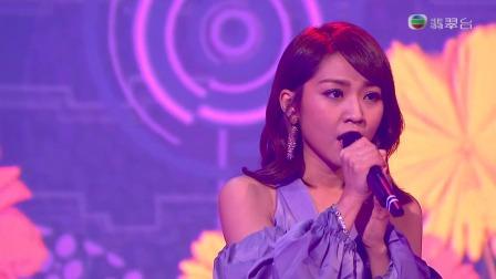 勁歌金曲,林颖彤现场演唱《可不可以恋爱》