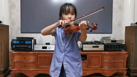 方艺彤演奏:小提琴——在那遥远的地方