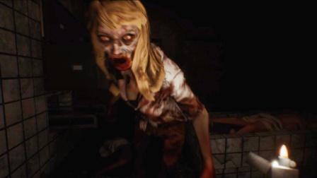 闹鬼医院的夜晚,我选择过来调查:恐怖游戏《BesideMyself》娱乐淡定解说