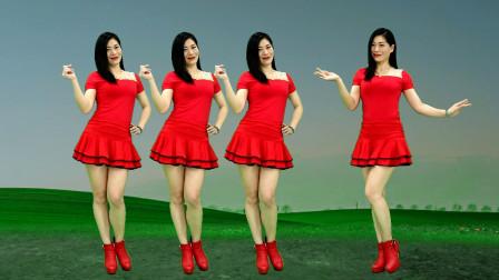 热搜新歌广场舞《一手情二手爱》动听旋律,优美舞步,醉人好看!