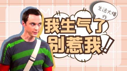 《生活大爆炸第三季》第五集:谢尔顿参加比赛对战偶像,惨遭欺骗