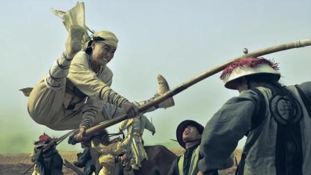 极具创意的华语武侠战争片,动作设计精彩绝伦,可惜票房失败