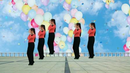动感32步广场舞《男人醉女人累》舞步欢快,简单易学原创