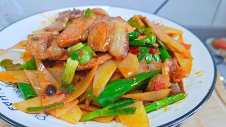 土豆这样做太香了,学会拿来招待客人,比大鱼大肉受欢迎,真香