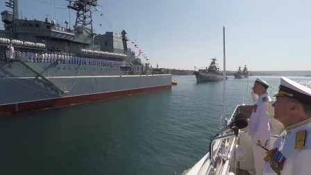 2021年的俄罗斯黑海舰队节(3341)