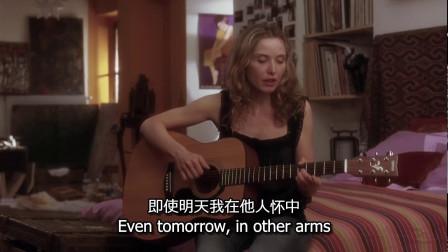 爱在日落黄昏时:赛琳娜唱歌告白杰西,杰西一旁特紧张,俩人好甜