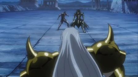 圣斗士星矢冥王神话10: 金牛座阿鲁迪巴最后的守护