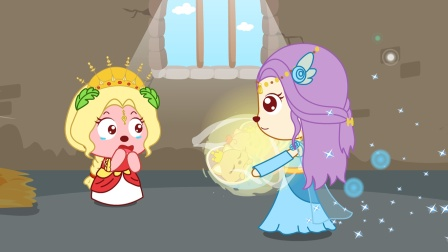 爱说谎的女孩,受到了仙女的严厉惩罚!