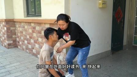寡妇嫂子辛苦供弟弟上大学,多年后嫂子去应聘,见到老板愣住了