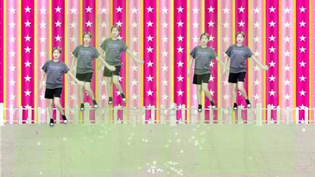 劲爆DJ广场舞《你是人间四月天》节奏动感,美女舞蹈带劲