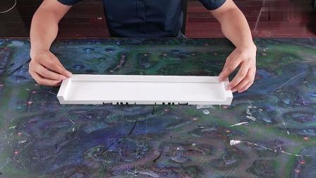 手工制作月光宝盒,想用它穿越找紫霞仙子
