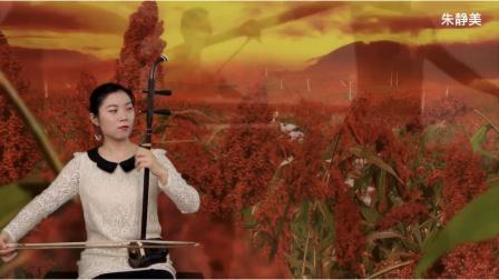 电视剧《红高粱》主题曲《九儿》二胡演奏:朱静美