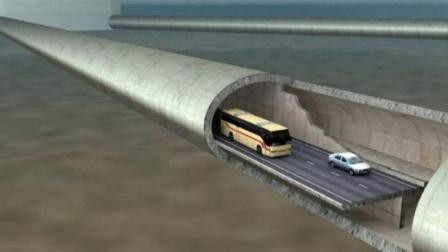 足足深46米的港珠澳大桥,如果隧道突然漏水,该如何快速逃生?