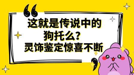 梦幻西游:这就是传说中的狗托么?灵饰鉴定惊喜不断