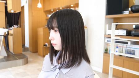 """31岁女性披肩发剪成""""短内扣"""",想不到这么美,显小气质真好"""