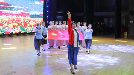 湖南益阳安化大剧院:模特秀-《绣红旗》
