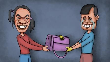 咖子谜题:这手提包到底是谁的?