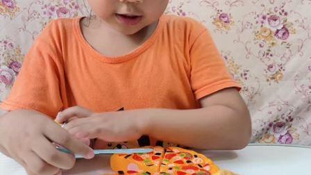 童年趣事:奥特曼的披萨小朋友都爱吃