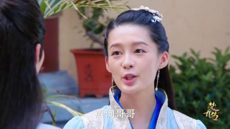 楚乔传:燕洵随便送元淳的礼物,她却当成宝贝,燕洵辜负了元淳