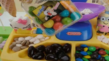 趣味食玩糖果玩具