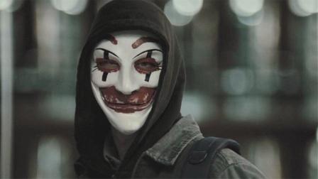 小伙白天当外卖员,晚上当顶级黑客,侵入国际安全系统,悬疑片