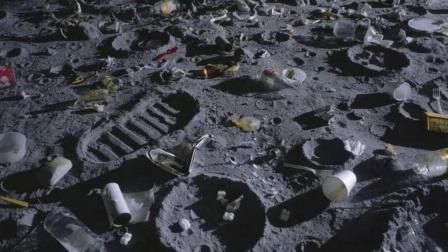 """月球上发现187吨""""垃圾"""",到底是谁丢的?总算是真相大白了"""