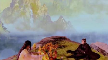 古剑奇谭:为救故友,太子长琴毁坏不周山,这不是共工祝融的事?