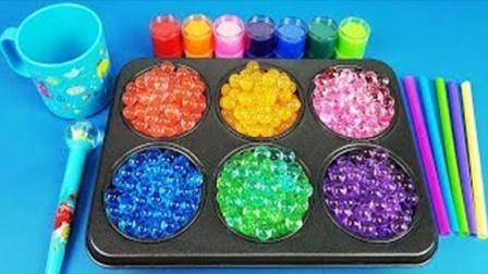 创意DIY水珠宝宝儿童益智玩具,循环创意激发宝宝色彩创造力