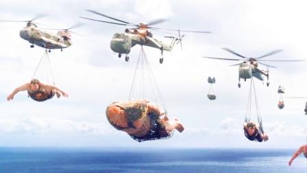 巨人把人类当食物,人类直接叫来军队-上集