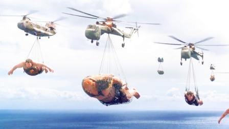 巨人把人类当食物,人类直接叫来军队-中集