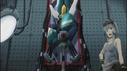 噬神者:六花把唯一能对付荒神的武器给了莲华,这武器真是太帅了