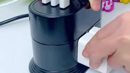 好物:魔力插座,功率大,多插位,可无线充电