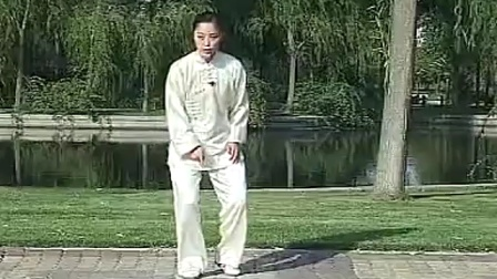 邱慧芳老师42式太极拳19~33