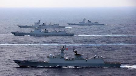 """解放军联手印尼军事演习,英媒:澳敲响""""战鼓""""后到澳家门口"""