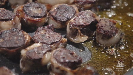 风味原产地:两种羊杂搭配,油润甘香的口感,让人难忘