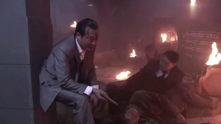 飞虎神鹰:马志成带人杀进赌场,却被燕双鹰包饺子,炸得面目全非
