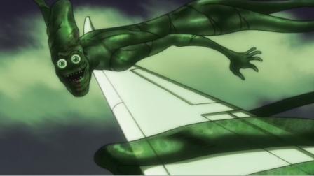 八《潮与虎》万米高空怪物袭击客机,苍月拿起兽矛,怒开暴躁模式