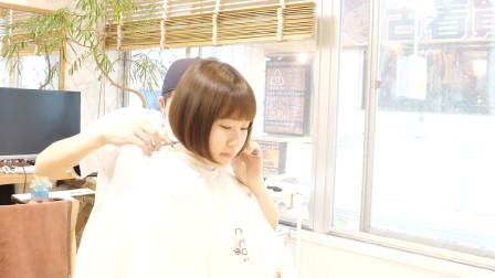 """越来越多妹子选择""""波波头""""短发,显小不过时,几乎适合所有女性"""