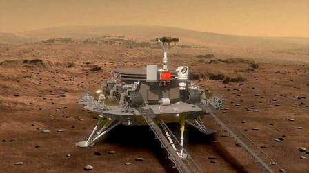 中国的天问一号探测器着陆火星,国外有些人的反应,有意思了