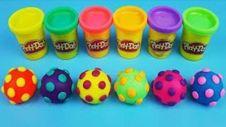 培乐多彩泥DIY彩虹小女孩玩具,循环创意激发宝宝色彩创造力!