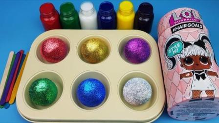 趣味亲子过家家玩具,魔法染料盘创意新玩法激发宝宝想象力创造力