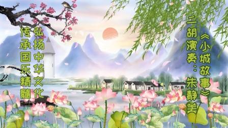 重温经典 《小城故事》二胡演奏:朱静美 邓丽君演唱