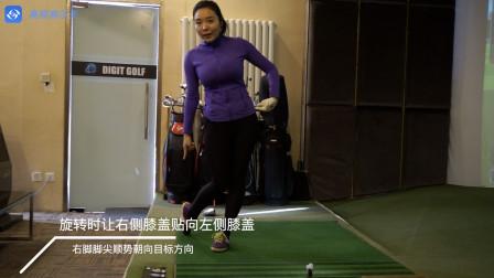模拟高尔夫、室内高尔夫、高尔夫模拟器、高尔夫教学:如何拥有一个比较好的下杆发力次序