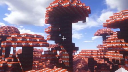 世界已经变成TNT的形状了