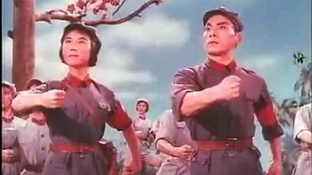 中国第一部民族芭蕾舞剧《红色娘子军》!永恒的经典,怀念!