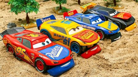 零件组装炫彩小赛车玩具