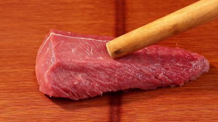 炒牛肉时,切记不要放盐和料酒腌制,教你正确做法,牛肉不老不柴