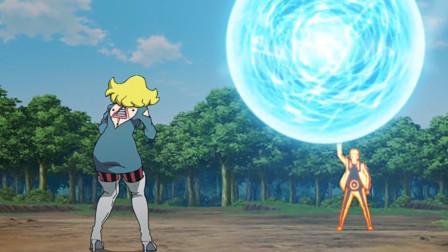火影忍者:鸣人在博人传仅用过五次的螺旋丸!你认为哪次最强?